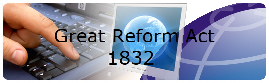 Great Reform Act       